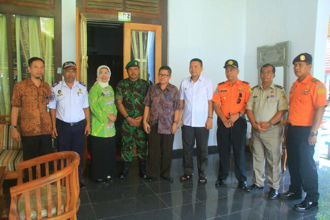 Basarnas Makassar Kunjungi Selayar