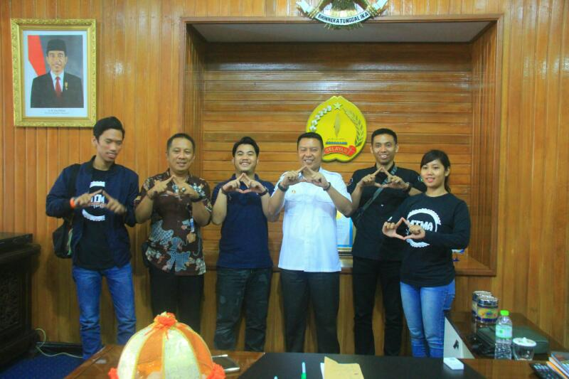 Tim My Trip My Adventure Trans Tv Pilih Pulau Bahuluang Selayar Sebagai Lokasi Syuting