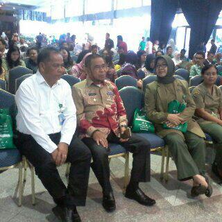 Wakil Bupati Kepulauan Selayar Hadiri Pembukaan Pameran IEFE
