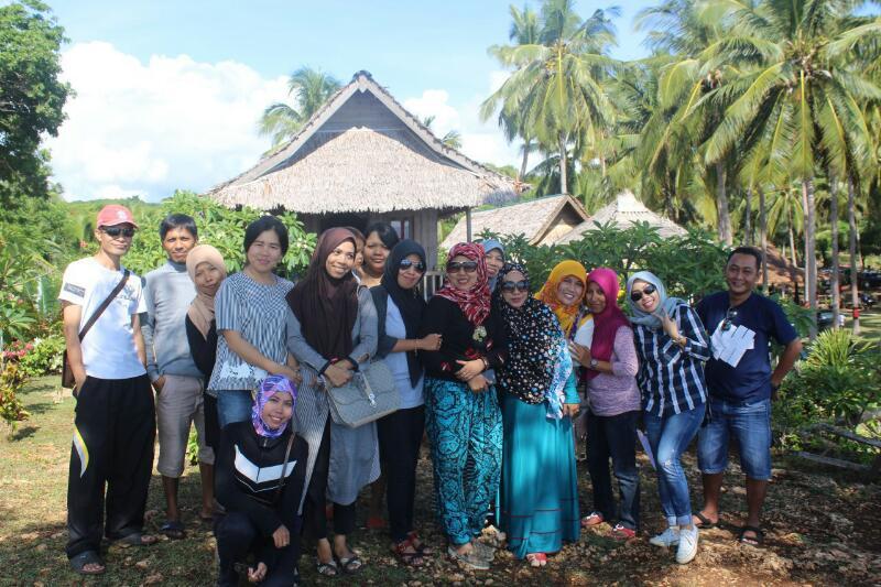 Alumni 2000 SMU Negeri 1 Benteng Jalin Silaturrahim melalui Family Gathering
