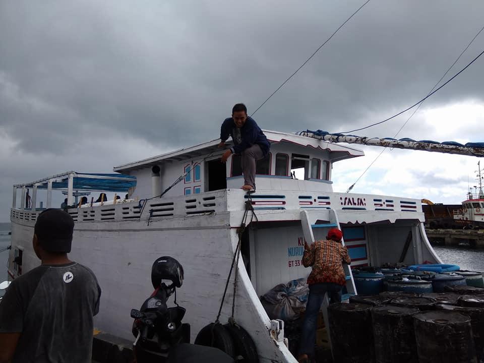 Kapal Kayu, Nadi Transportasi Wilayah Kepulauan di Selayar