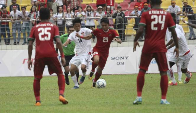 Timnas U-22 Raih Medali Perunggu Setelah Gasak Myanmar