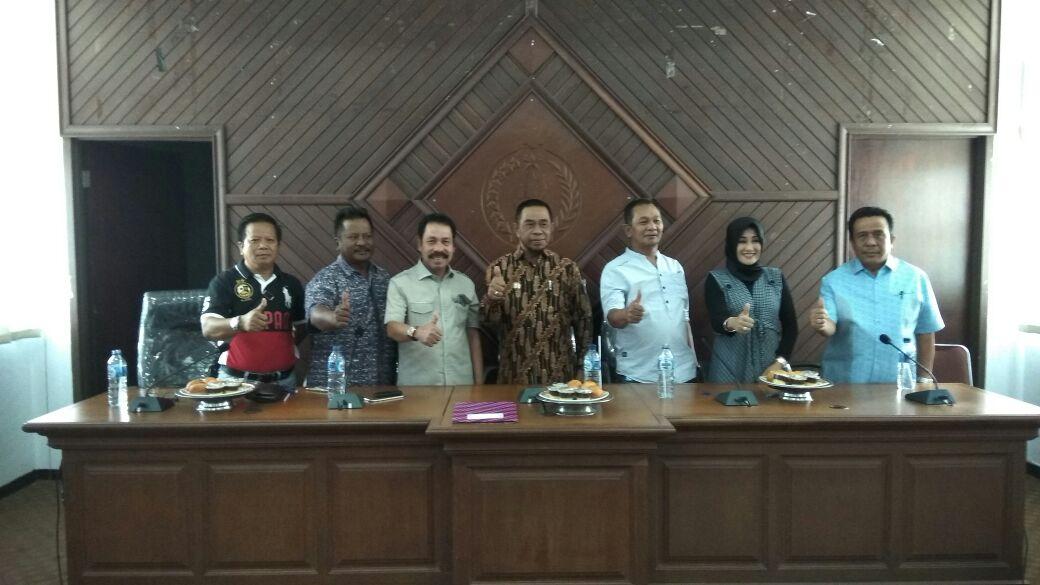 PT.Sadewa Madewi Jajal Peluang Investasi Kapal Cepat di Selayar