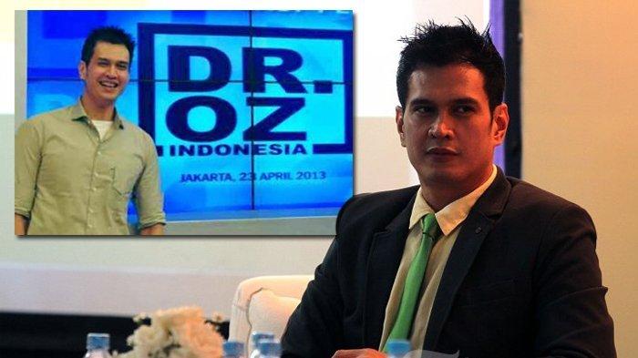 dr Ryan Thamrin Pemandu DR OZ Meninggal Dunia