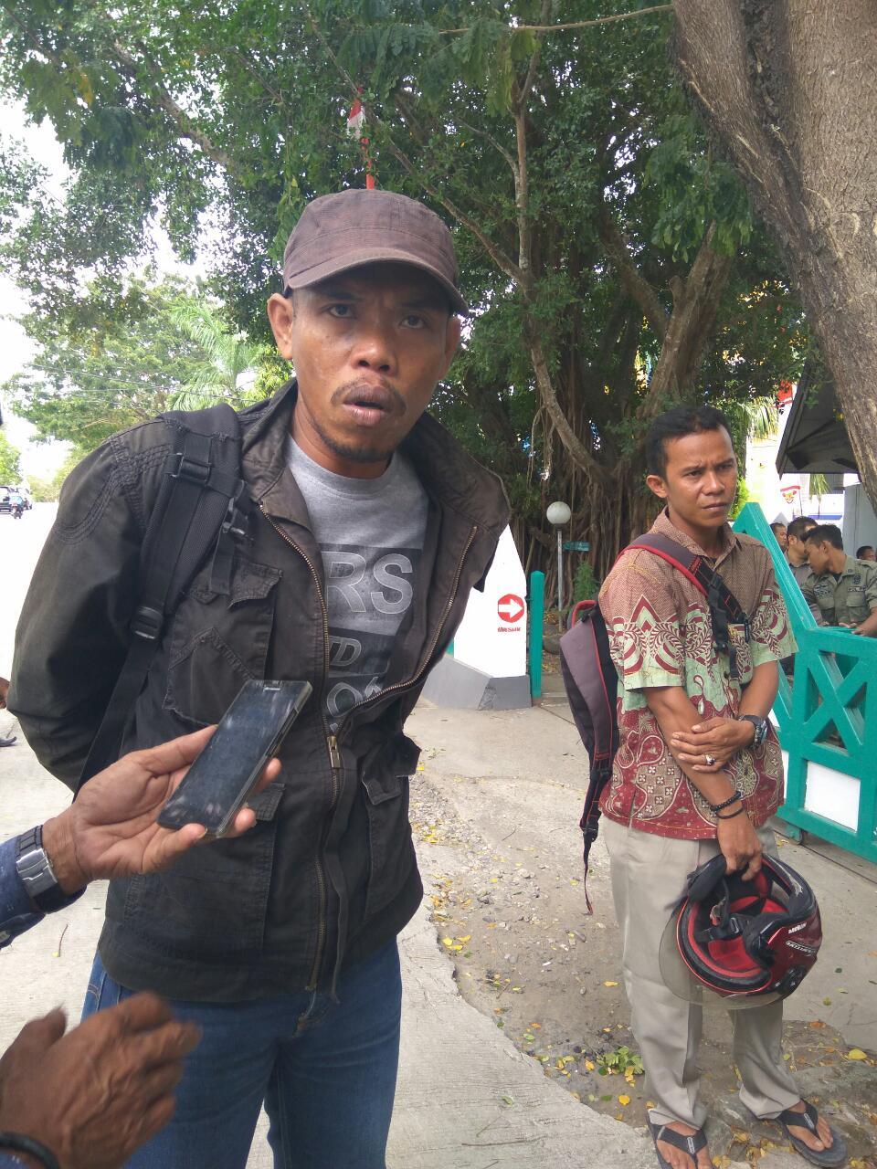 Pengukuran Tanah Tidak Transparan, Puluhan Warga Desa Lowa Geruduk DPRD Kepulauan Selayar