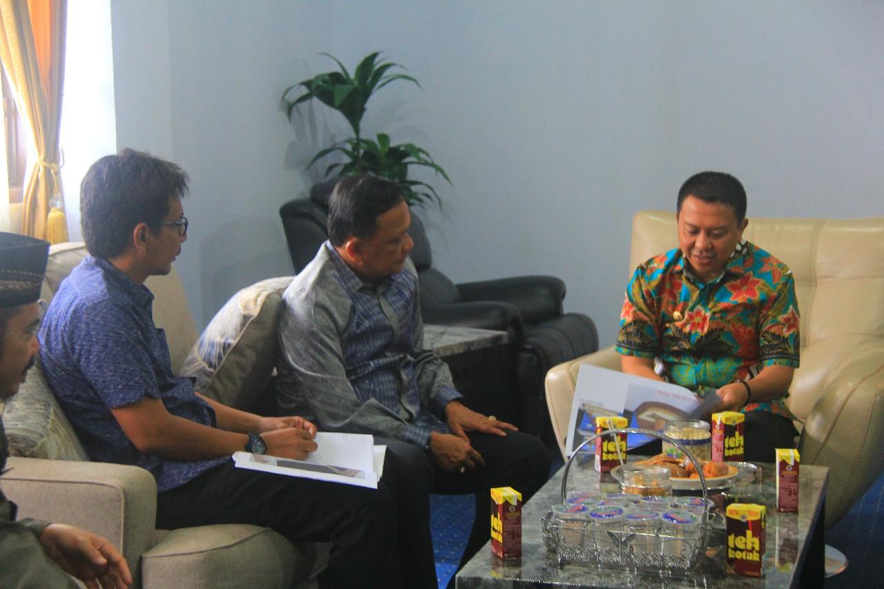 Bupati Kepulauan Selayar Sambut Positif Rencana Kehadiran TVRI di Selayar
