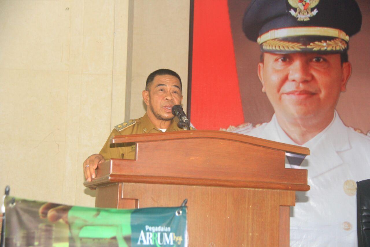 Wakil Bupati Kepulauan Selayar buka Sosialisasi Produk Terbaru Pegadaian
