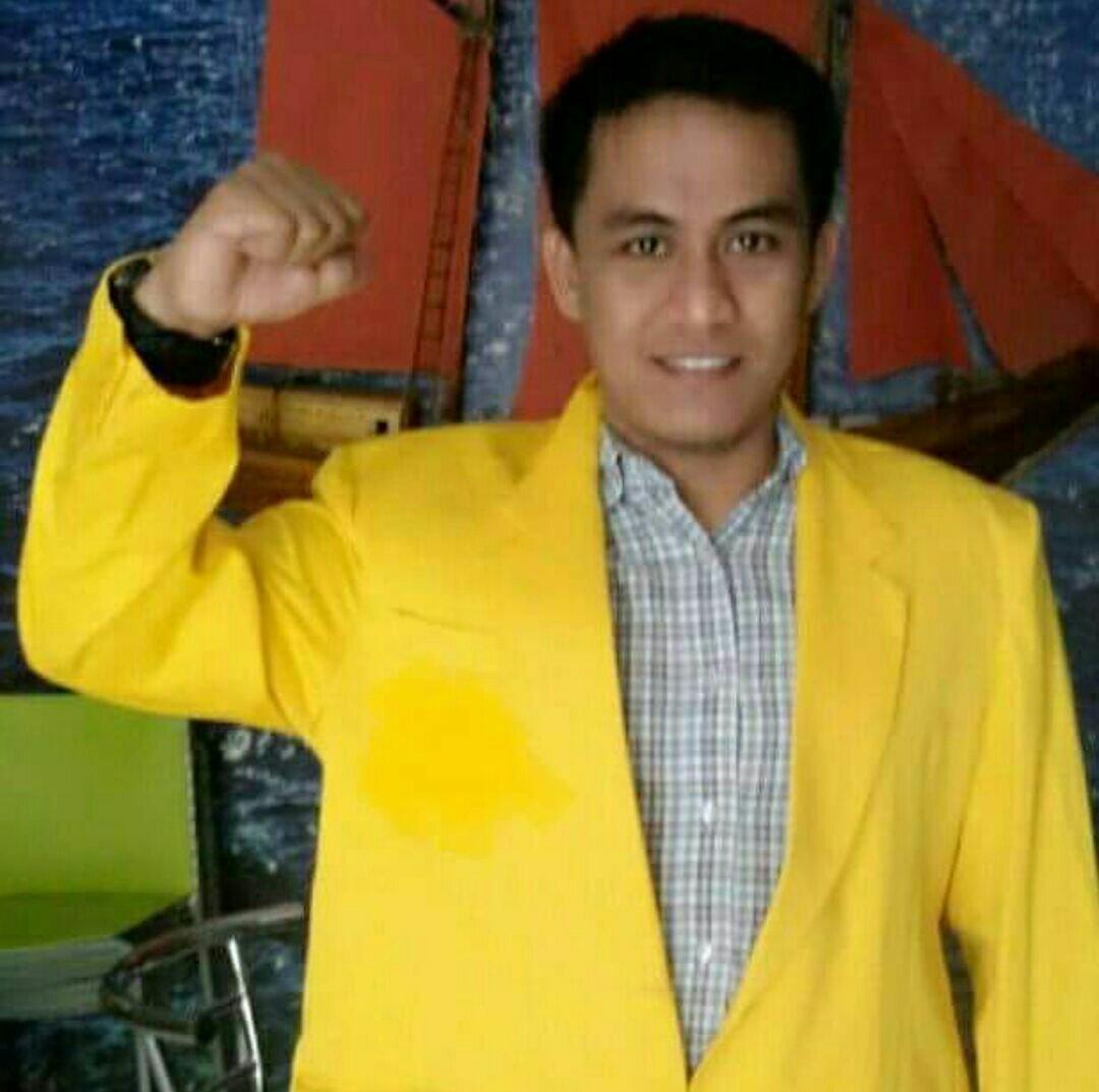 Sulfandy Tajuddin Hengkang Ke Golkar Selayar, Pemuda Kepulauan Sambut Gembira