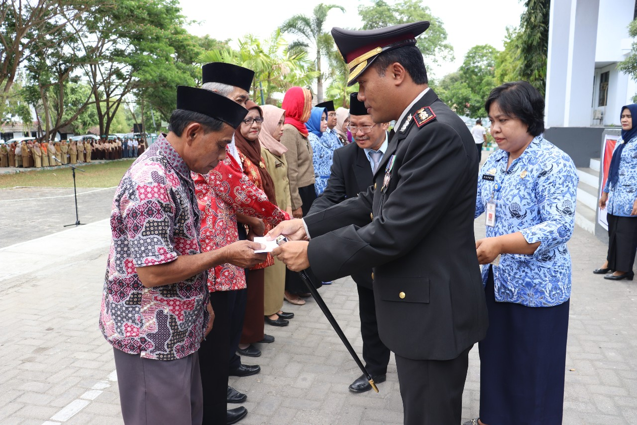 Kapolres Kepulauan Selayar Pimpin Upacara Peringatan Hari Pahlawan ke-72