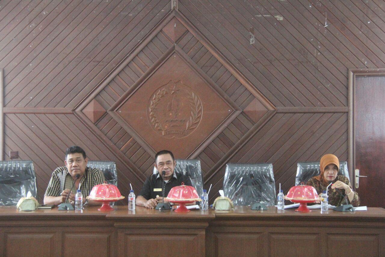 Badan Narkotika Kabupaten Kepulauan Selayar Gelar Rapat Koordinasi